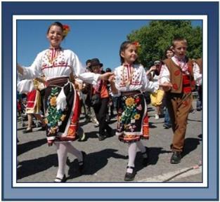 Bulgarian Children