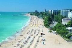 Varna on the Black Sea Bulgaria