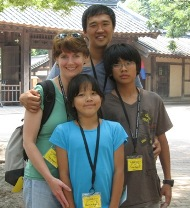 Korea Ties adoptive family