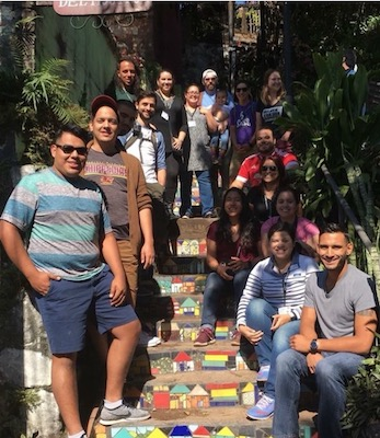 Ansara Family Fund - Building Capacity to Eradicate Poverty |Paraguay Family With Godparents